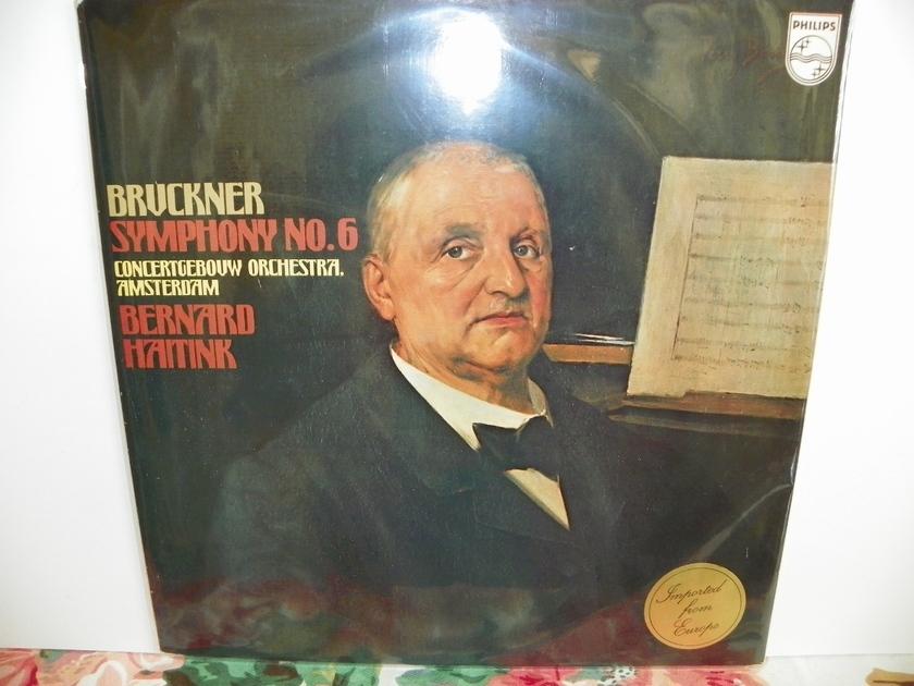 BRUCKNER SYMPHONY NO.6