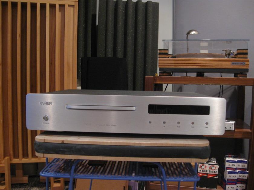 Usher Audio CD-7 CD player  Free shipping