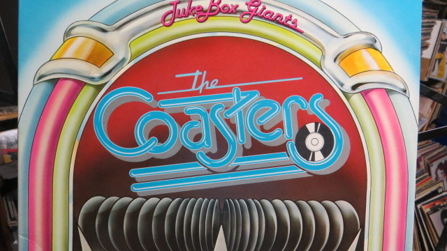 THE COASTERS - JUKE BOX GIANTS HITS