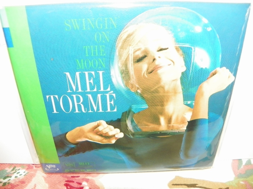 MEL TORME - SWINGIN ON THE MOON VERVE