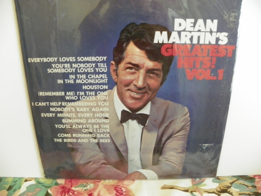 DEAN MARTIN - GREATEST HITS VOL.1 Rare Lp