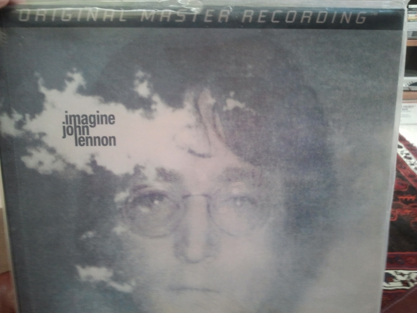 "John Lennon - ""Imagine"" on MFSl - Sealed"
