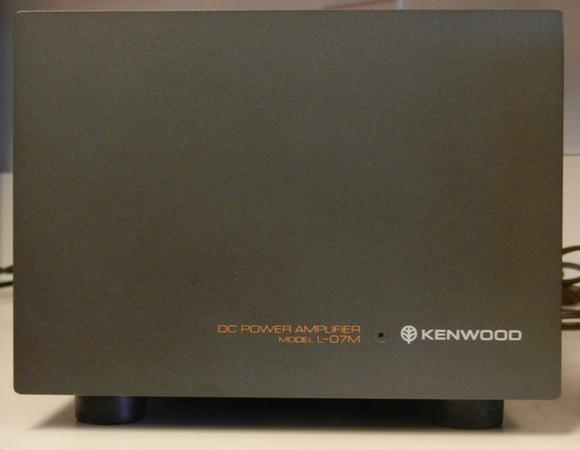 Kenwood L-O7M Monoblock Amplifiers (2)