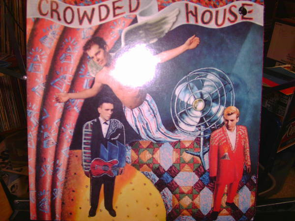 Crowed House - SAME Promo stamp