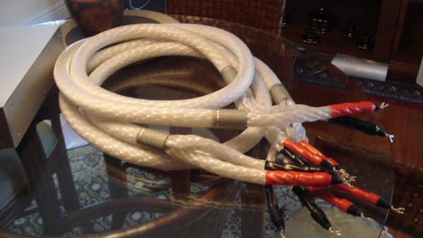 Stealth Audio Bi-Wire 3 Meters Claude Grande. Trades Ok
