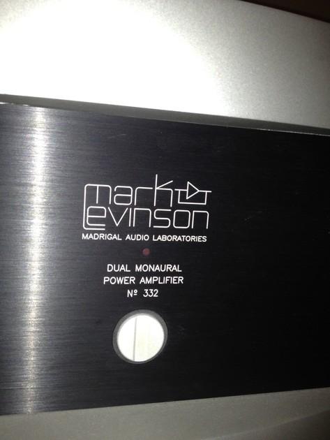 Mark Levinson #332