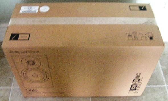 B&W CM5 Monitor Gloss Black