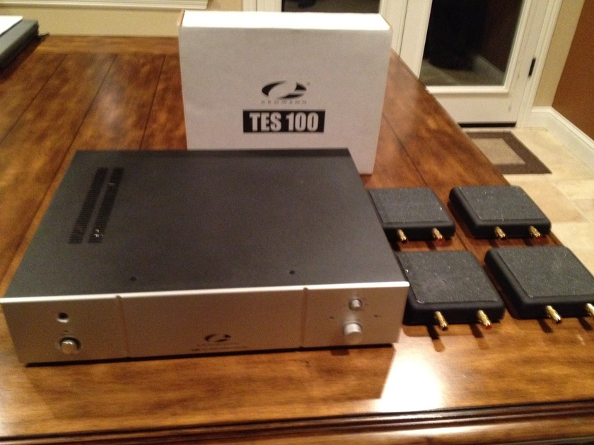 Crowson A300/TES100 Intergrated Stereo Motion Amplifier