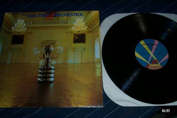 Elo - No Answer lp nm