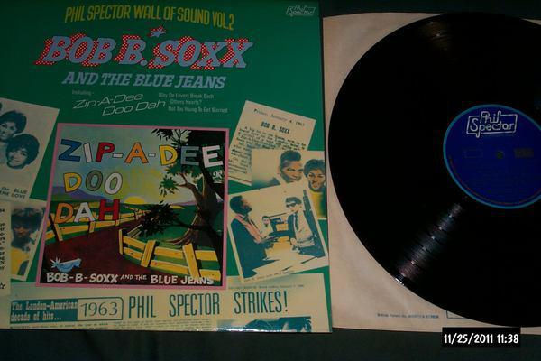Phil Spector - Wall Of Sound vol 2 uk rare lp nm