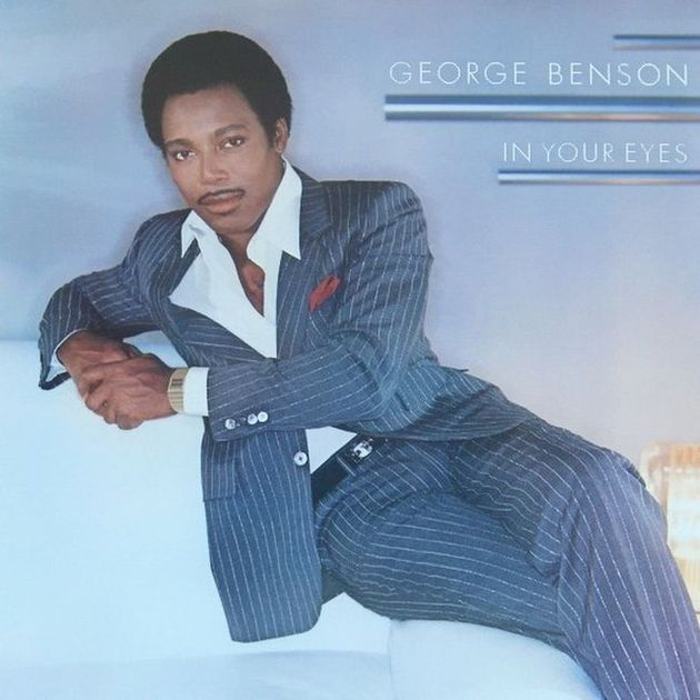George benson - In Your Eyes sealed lp