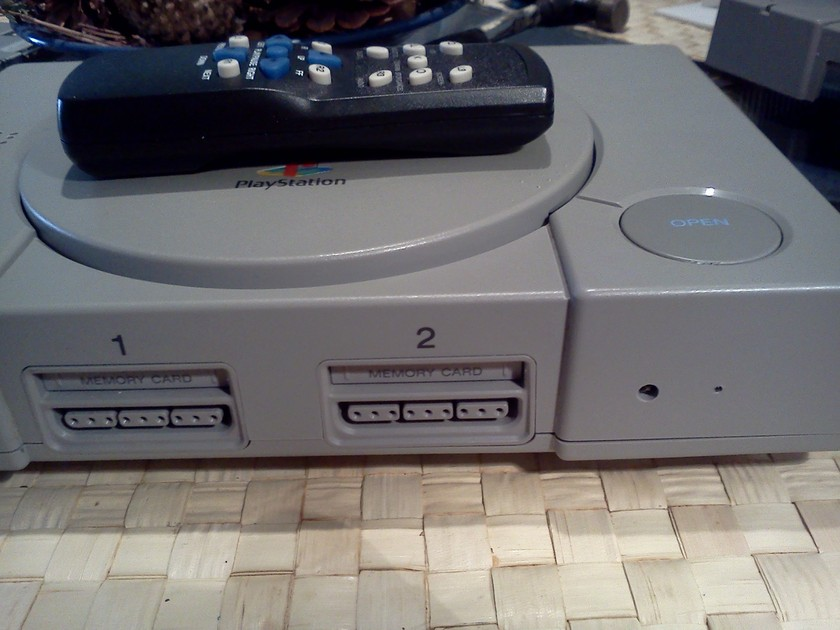 Sony PS-1 Modified CD Player