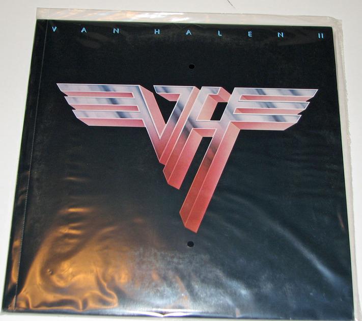 Van Halen - Van Halen II 180-gram vinyl LP Sealed