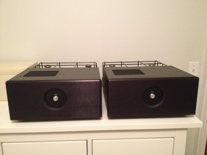 Rogue Audio M-180 tube monoblocks  Minty condition!!