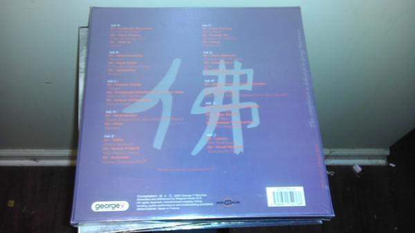 Buddha Bar Iv New Ss - 5 Lp Box Set limited edition
