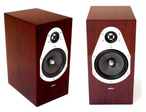 Energy Veritas  V5.1 bookshelf speakers brand new. factory sealed