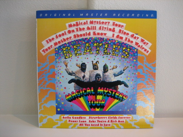 Beatles - Magical Mystery Tour Mobile Fidelity - Pristine Condition