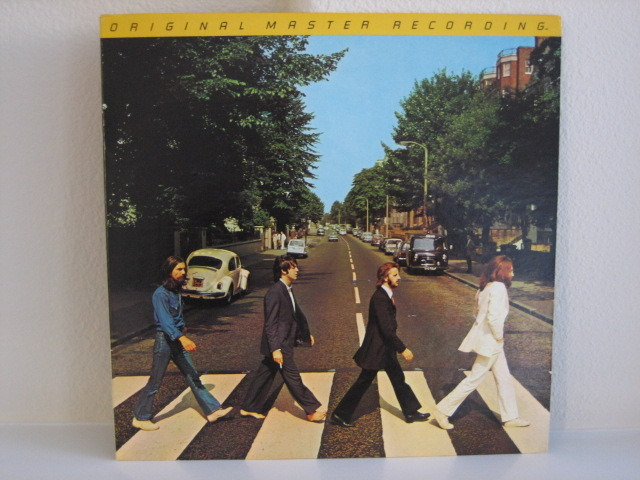 Beatles - Abbey Road Mobile Fidelity - Pristine Condition