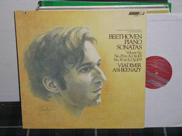 Vladimir Ashkenazy - Beethoven  Sonatas London narrowband holland