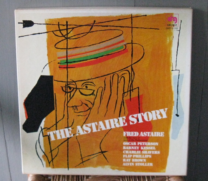 Fred Astaire - The Astaire Story drg archive darc 1102