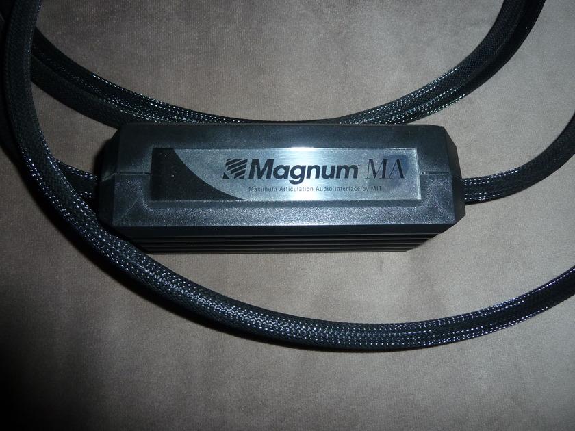 MIT  Magnum MA XLR 2m free ship US48 save $$$e