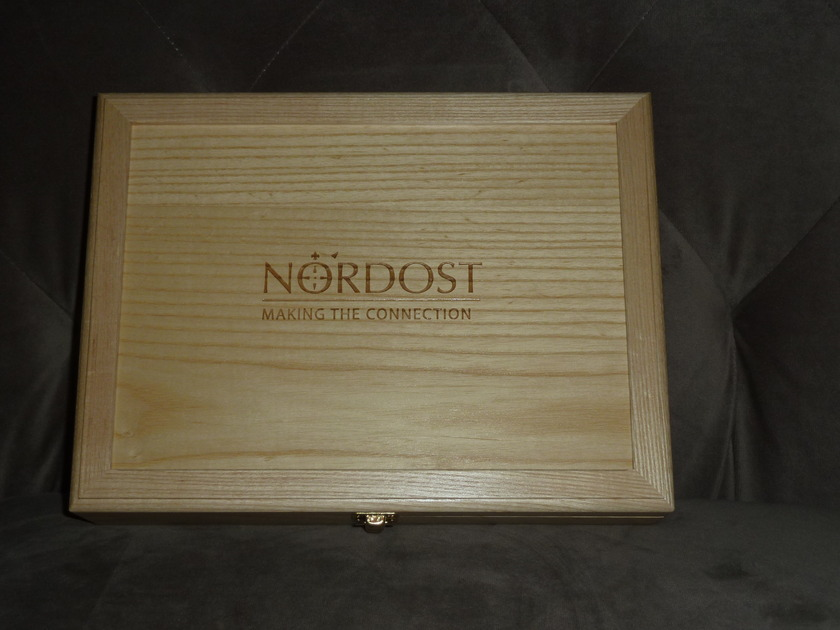 Nordost  Tyr series 1 XLR 1.0m free ship US48 save $$$