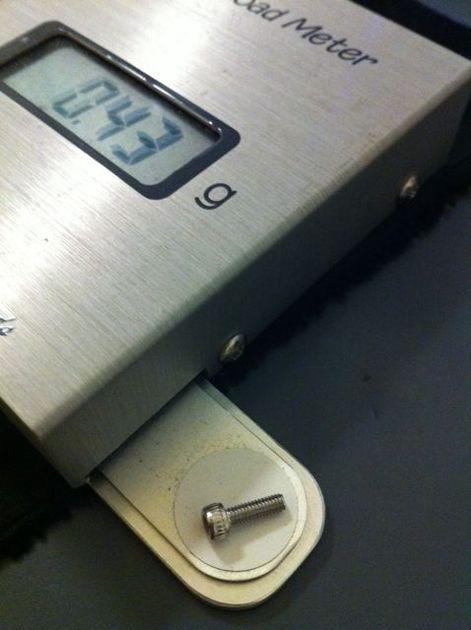 Tien's audio  Titanium cartridge (M2.5) screws upgrade kit Amazing value ship free