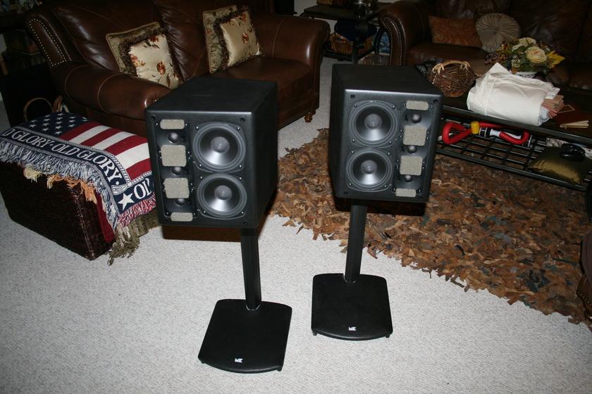 M&K Miller & Kreisel S150THX topline thx monitors