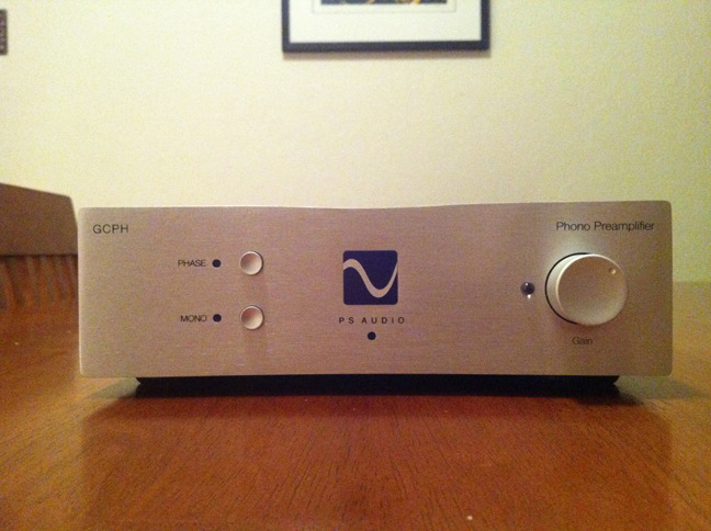 PS Audio GCPH MM/MC Balanced Phono Preamp