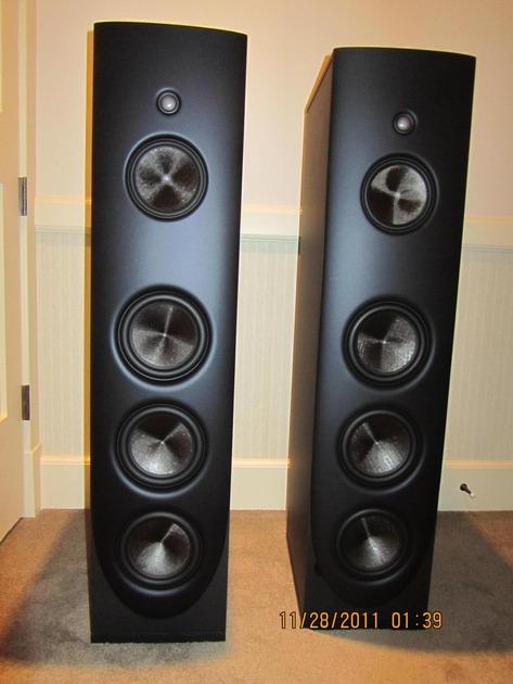 Magico Q3 Speakers
