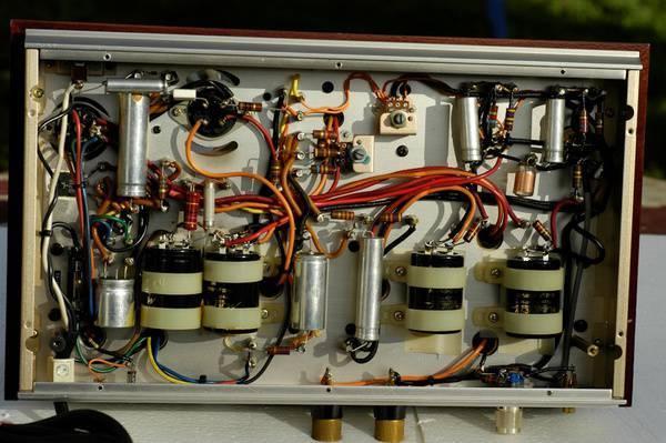 Luxman Mb-300 western Electric 300b mono block