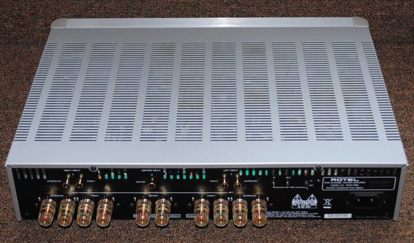 Rotel RMB-1565 Rotel Multi-Channel Amp