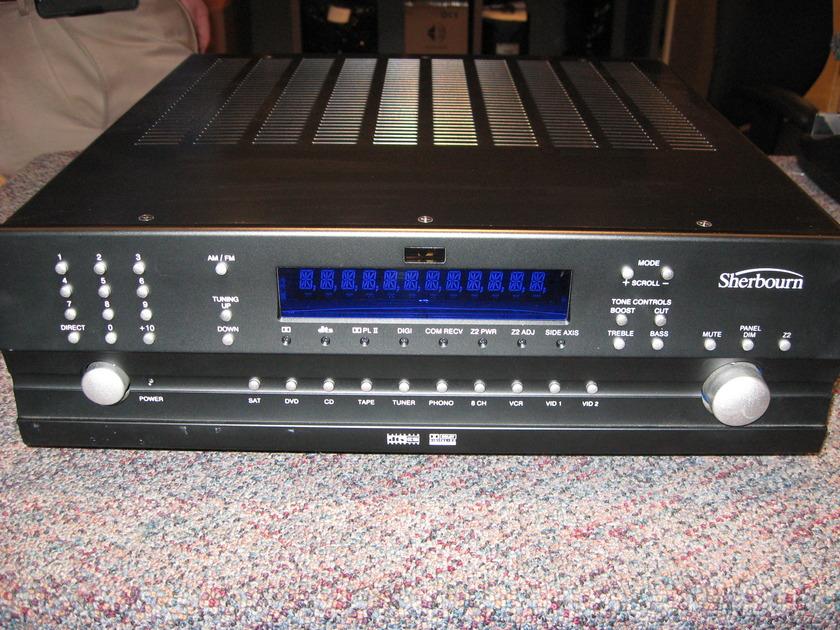 Sherbourn PT-7010A Multi-channel Pre-amp