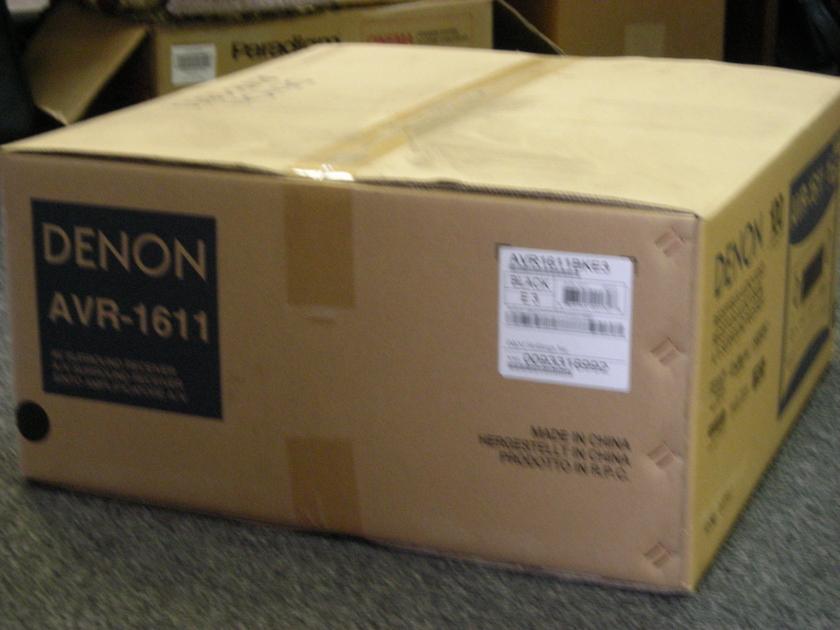 Denon AVR-1611 7.1 Ch Receiver