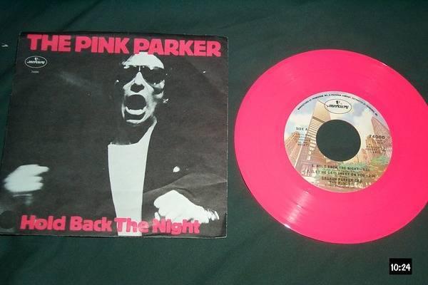 Graham Parker - The Pink Parker pink vinyl ep nm