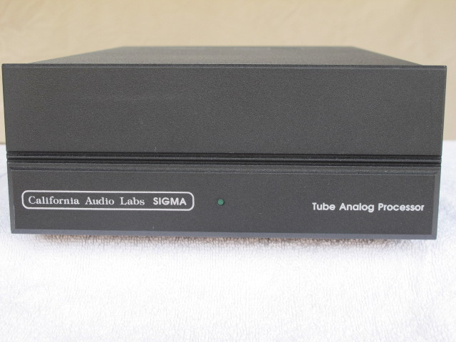 California Audio Labs Sigma Tube Analog Processor