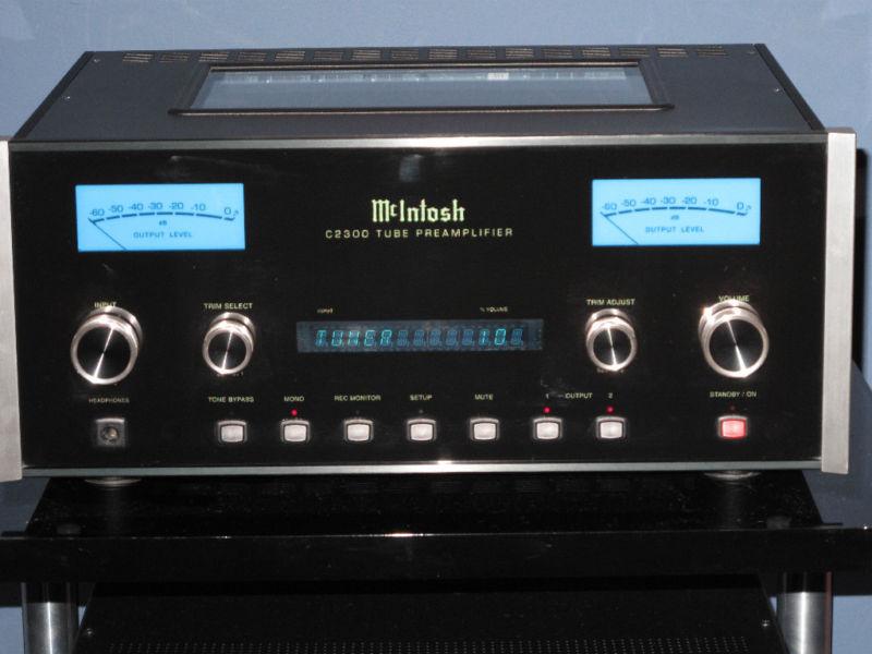McIntosh C2300 C-2300 Preamplifier
