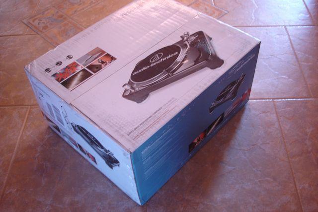 AUDIO TECHNICA 240-USB TURNTABLE  NEW UNOPENED BOX!!!