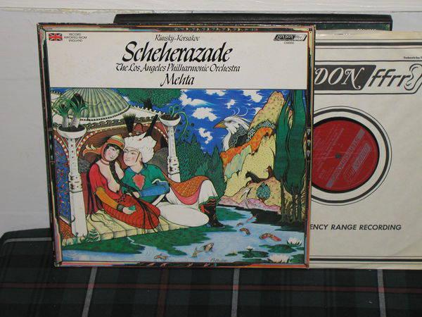 Mehta/LAPO - Rimsky-Korsakov London ffrr uk decca cs6950