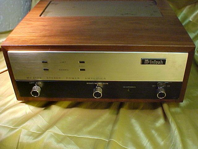 McIntosh MC2120 Power Amp