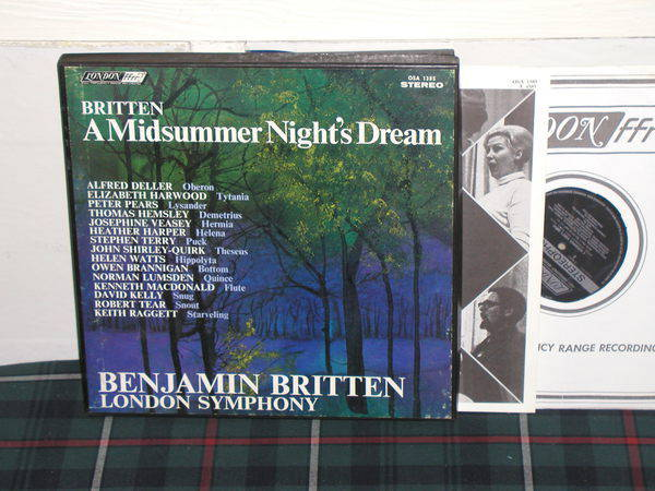 Britten/LSO - Britten Midsummer London ffrr uk decca osa1385