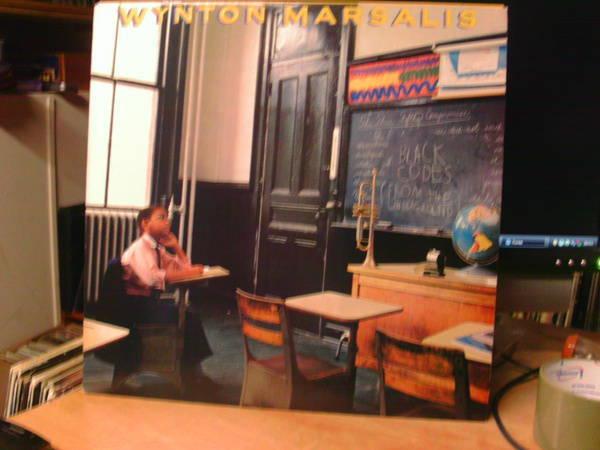 Wynton Marsalis - BLACk codes from the underground