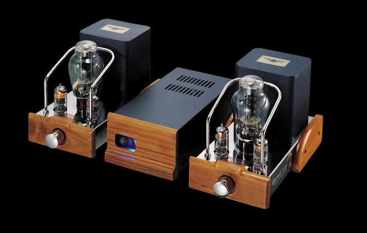 New Dared  VP-300B tube SET monoblock amps, US limited Ed