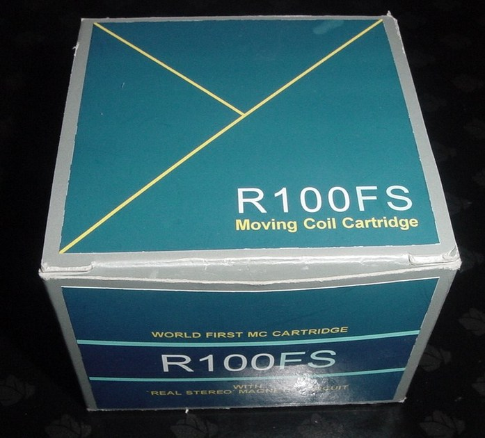 ZYX R-100FS Fuji MC cartridge medium output