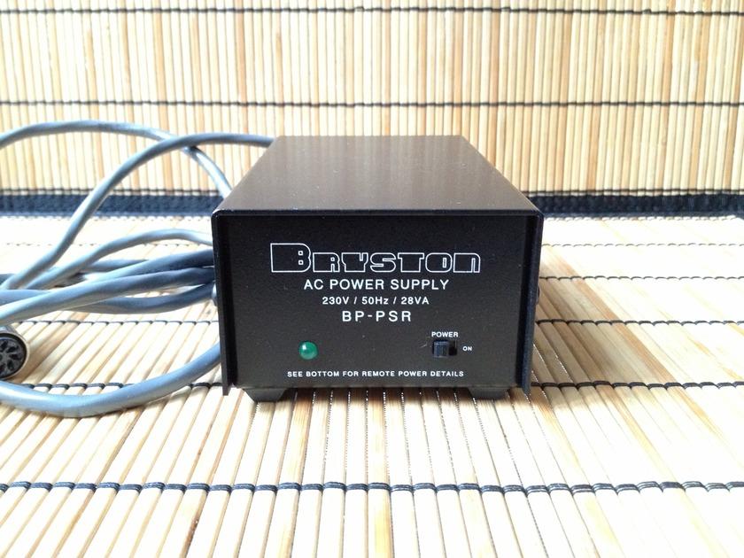 Bryston BP20/25 230V PSU BP-PSR AC Power Supply