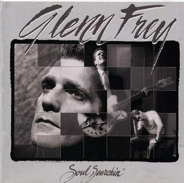 Glenn Frey - Soul Searchin' - / Promotional copy / NM