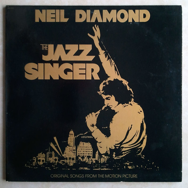 Neil Diamond - - The Jazz Singer / NM