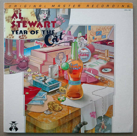 MFSL / Al Stewart - - Year Of The Cat / NM