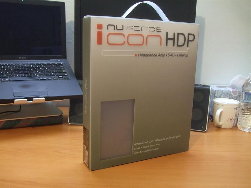 Nuforce Icon HDP BRAND NEW (black)