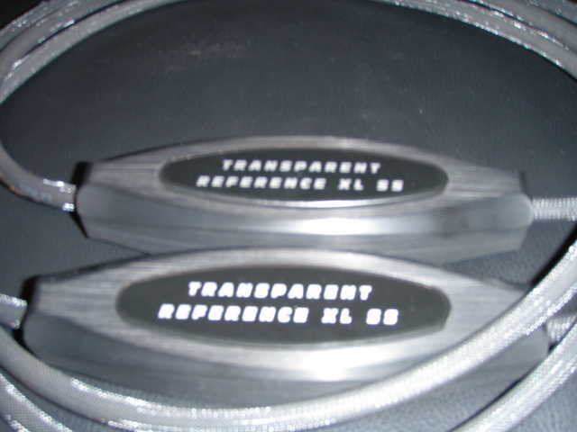 Transparent  Reference XL SS  RCA MM 1
